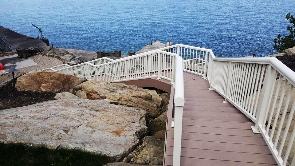 Stairs and Railing Building Services